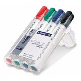 Whiteboard-Marker STAEDTLER - 4 Farben