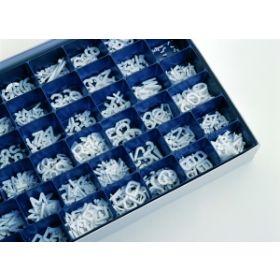 Buchstabenkasten für Rillentafel - von Legamaster