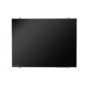 Glasboard 100x150 cm schwarz