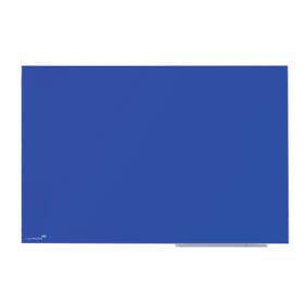 Glasboard 60x80 cm in blau