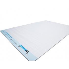 Flipchart-Block - SMIT A1 - 5-fach gelocht - kariert - perforiert -  Sparpack - 5 Pakete - je 20 Seiten