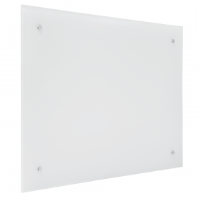 Glasboard - Glastafel – 60x90 cm – magnetisch - Weiß