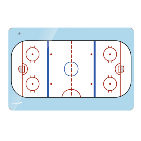 whiteboard ijshockey