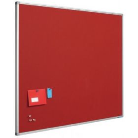 prikbord rood