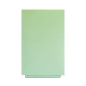 Magnettafel ohne Rahmen in Grün