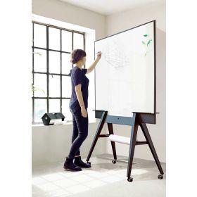 UIL verrijdbaar scrum-whiteboard - Magnetisch emaille - Mobiel