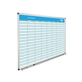 Wochenplaner - 7 Tage - 60 x 90 cm - Profi-Planer mit ewigem Wochen-Kalender