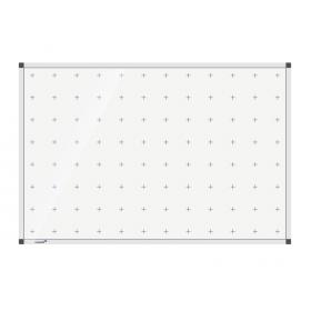 kuisen bedrukt op whiteboard